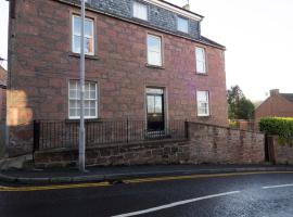 The Gallery Flat, 4 Tannage Brae, Kirriemuir