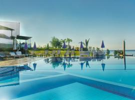 Eroessa - Samothraki Beach Apartments & Suites Hotel, Makrilies