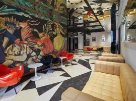 INX Design Hotel, Cracovia