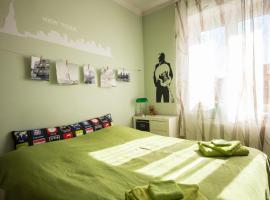 Home sweet home Vysehrad