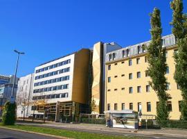 Jugendgästehaus Brigittenau