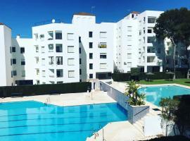 Apartamentos Ancla Beach, El Puerto de Santa María (Inmaculada yakınında)