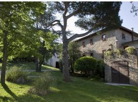 Mas Pratsevall, Taradell (Santa Eugenia de Berga yakınında)