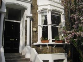 Olympia W14 Two-Bedroom Apartment, Лондон (рядом с городом Shepherds Bush)