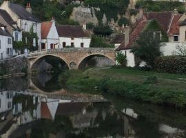 Etape du Pont Pinard, Semur-en-Auxois (рядом с городом Villars-et-Villenotte)