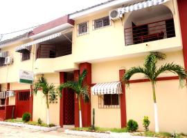 Résidences Touristhotel, Abidjan (Anono yakınında)
