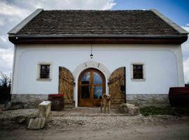 Winery Guesthouse, Этек (рядом с городом Pusztazámor)