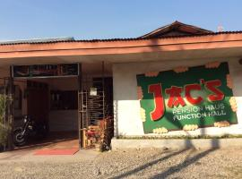 Jac's pension haus, Kabankalan