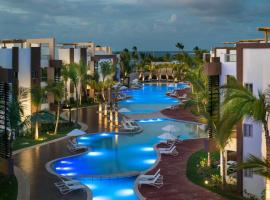 Blue Beach Punta Cana B103, BeachFront Community! Free WiFi