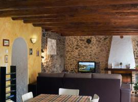 Casa Rural El Pati de l´Albera, Sant Climent Sescebes (рядом с городом Mollet de Perelada)