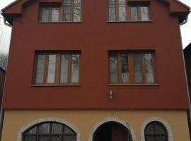 Penzion U Studanky, Strachotín