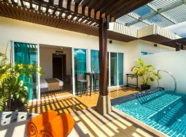 Pool Garden View Apartment by Krabi Villa Company