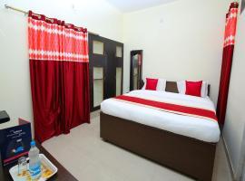 OYO 9548 Green Villa Guest House, Бхубанешвара (рядом с городом Chandaka)