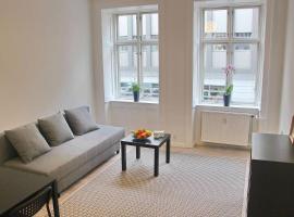 Central Copenhagen apartment near the lakes.