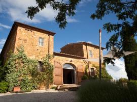Villa Romitorio, San Giovanni d'Asso (Near Trequanda)