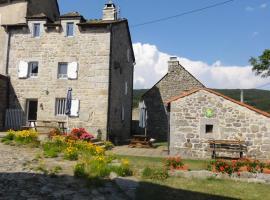 Gite les ducs, Mialanes (рядом с городом Le Malzieu-Ville)