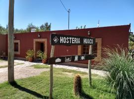 Hosteria Huaco, Huaco (San José de Jáchal yakınında)