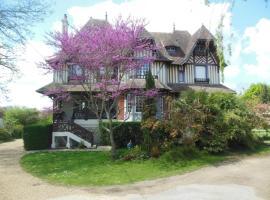 Maison d'hôtes Les Vikings, Пон-л'Эвек (рядом с городом Pierrefitte-en-Auge)