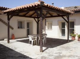 demetrakis house, Pissouri