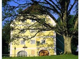 Haus Rufinus am Kloster Seeon