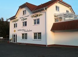 """Weinbau & Pension """"8Zeilen"""", Golk (Neuseußlitz yakınında)"""
