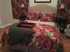Private guest suite, Prunedale (in de buurt van San Juan Bautista)