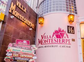Hotel Villa Montesierpe