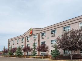 Super 8 by Wyndham Edmonton/West, Edmonton (St. Albert yakınında)