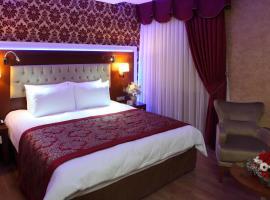 Hotel Senbayrak City