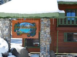 June Lake Motel, June Lake