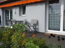 Joli gîte proche Strasbourg, Breuschwickersheim (рядом с городом Hurtigheim)