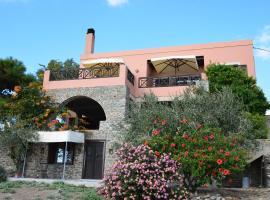 Villa Syros, Kipperoúsa (рядом с городом Perdhíki)