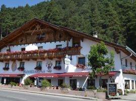 Gasthof Hirschen, Reith bei Seefeld (Inzing yakınında)