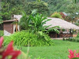 Ecoturismo Luis Antonio, Bucay