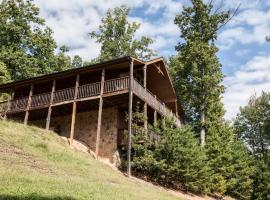 Fantastic Mtn Views from A BEAR'S EYE VIEW Cabin