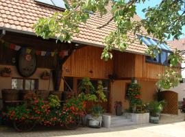 Gîte le nid d'hirondelle, Wihr-au-Val (рядом с городом Walbach)