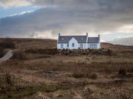 Dark Skye Cottage, Бродфорд (рядом с городом Dunan)