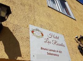 Hotel Los Rosales - Salamanca - Chile, Salamanca (Illapel yakınında)