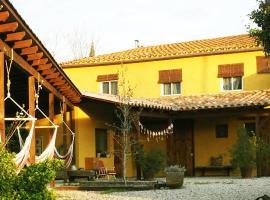 Vell Can Gironès, Santa Llogaia del Terri (Pujals dels Cavallers yakınında)