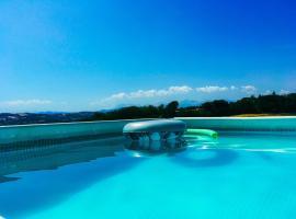 B&B LU GRILLU HOLIDAY, Magliano di Tenna (Rapagnano yakınında)