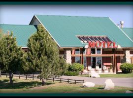 Elkhorn Mountain Inn, Montana City