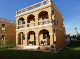 Villa in Stella Heliopolis
