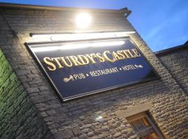 Sturdys Castle, Кидлингтон (рядом с городом Kirtlington)
