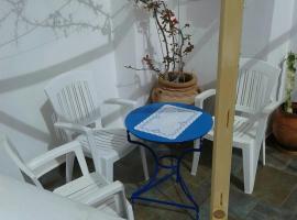 Floras Rooms and Studios, Anafi