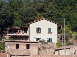 Casa Belvedere, Mazzano Romano