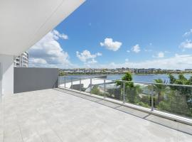 Fantastic Laker View Apartment with Large Balcony, Gold Coast (Mudgeeraba yakınında)