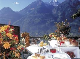 Albergo Ristorante Casale, Aosta (Saint-Christophe yakınında)