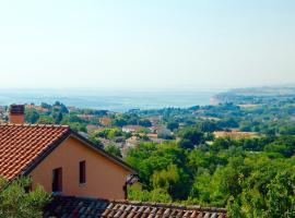 S95 - Sirolo, meraviglioso attico vista mare
