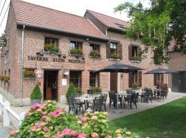Hotel Klein Nederlo, Vlezenbeek