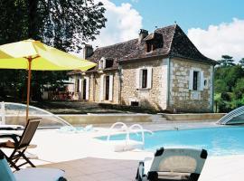 Maison De Vacances - Campsegret, Campsegret (рядом с городом Saint-Julien-de-Crempse)